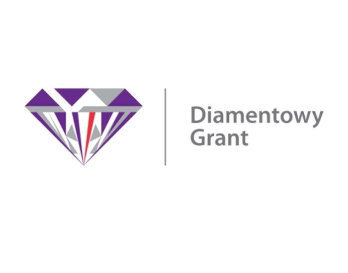 Logotyp Diamentowy Grant
