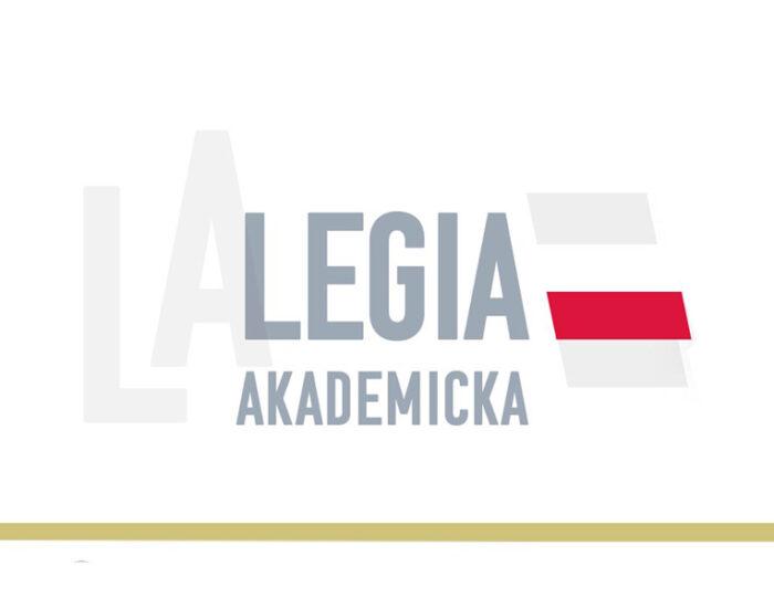 Legia Akademicka - logotyp