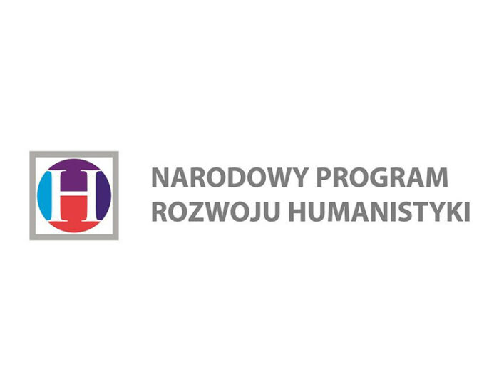 Narodowy Program Rozwoju Humanistyki - logotyp