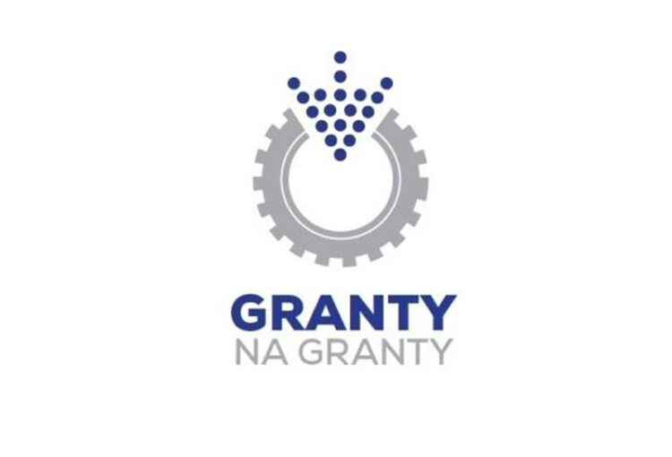 Logotyp Granty na Granty